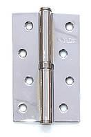 Петли дверные Fuaro  213-4 100x65x2,5 CP  хром