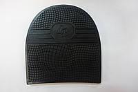 """Формованная резиновая набойка для обуви """"LB"""" т.7,0мм.черн."""