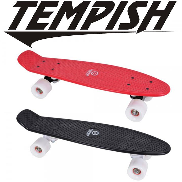 Скейтборд Tempish Buffy Flash W (светящиеся колеса)