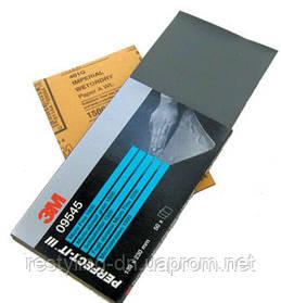"""3M™ 09545 Водостойкая абразивная бумага 401Q """"Magic"""", Р1500"""