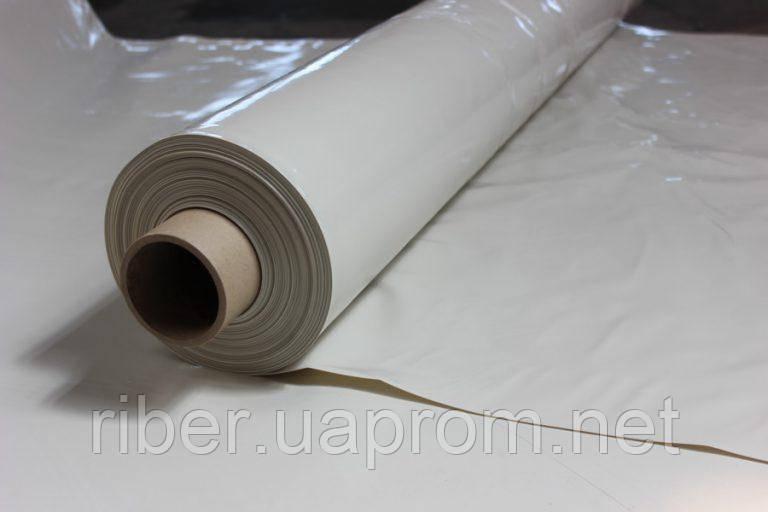 Строительная пленка серая прозрачная 1500х2мм 150 мк/50м