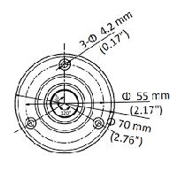 Цилиндрическая видеокамера Hikvision DS-2CE16F1T-IT (3.6 мм), фото 3