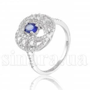 Серебряное кольцо 29566