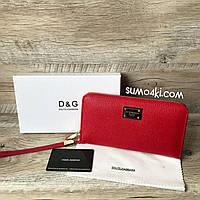 Стильный женский кошелек Dolce & Gabbana