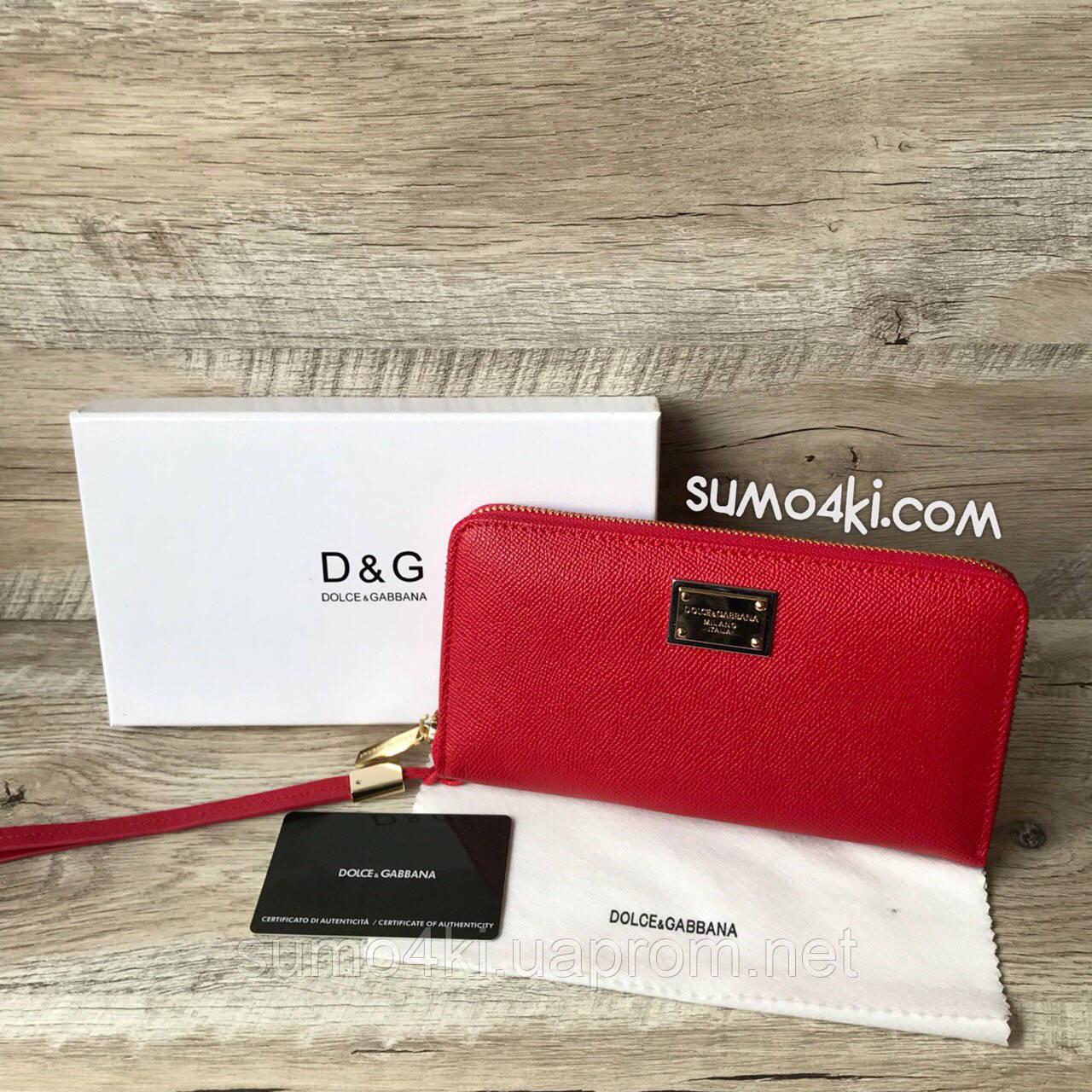 Стильный женский кошелек Dolce & Gabbana, фото 1