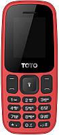 Телефон TOTO A2 Dual Sim (Red)