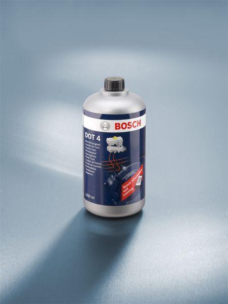 Тормозная жидкость (1L) Bosch DOT4 1987479107 (15981716)