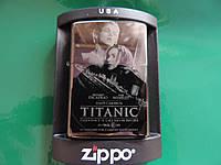Фирменная бензиновая зажигалка ZIPPO