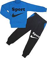 04.04.01 Водолазка + штаны Спорт (бирюзовый) р.28-36, фото 1