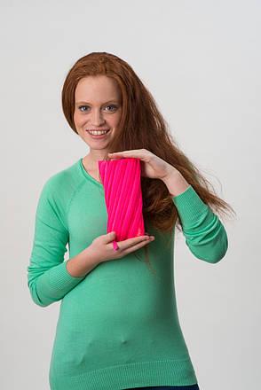 Пенал ZIPIT NEON, колір ОСЛІПЛЮЮТЬ PINK (рожевий), фото 2