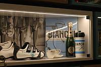 Bianchi Cafè & Cycles pedals home to Milan