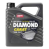 Масло моторное Teboil Diamond Сarat SAE 0W-30 (синт) 4L