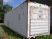 Изотермический термоизолированный контейнер 40 футов Hi Cube б/у