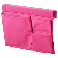 IKEA STICKAT Карманы на кровать, розовый  (902.962.95)