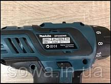 ✔️ Аккумуляторный шуруповерт Makita DF030DWE (Li-Ion, 12В, 2 Ач), фото 3