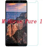 """Защитные стекла для  M-horse Pure 1 / диагональ 5.7"""". Фирма Hacrin / Есть чехлы /"""