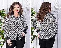 ea6c51b1bf2 Стильная женская блуза-рубашка