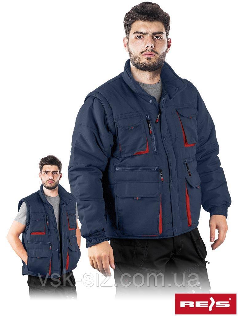 Рабочая зимняя куртка REIS CZAPLA2