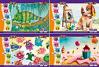 Альбом для малювання, А4, 12 аркушів, 100 г/м2, на скобі, SMART Line