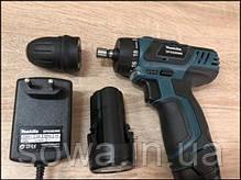 ✔️ Аккумуляторный шуруповерт Makita DF030DWE / Качество на 5+, фото 3