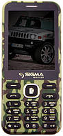 Телефон Sigma mobile X-style 31 Power (Khaki)