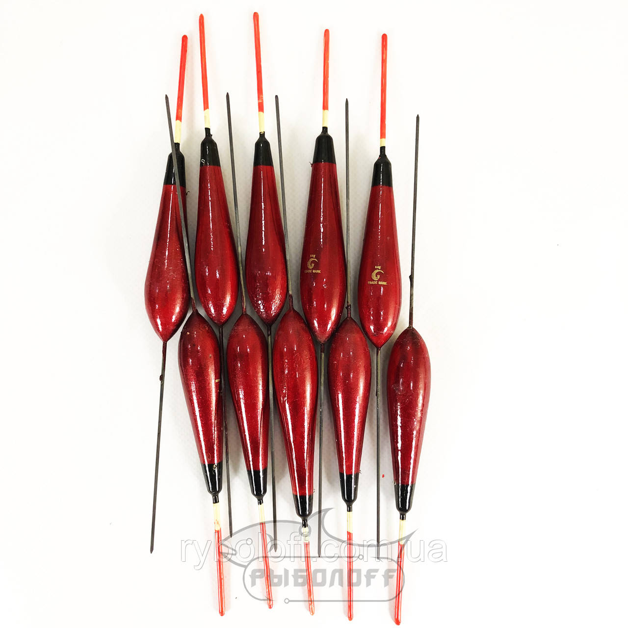 Поплавок Trade Mark 8г красный