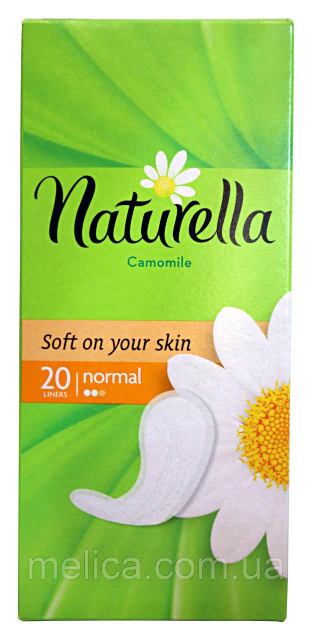 Ежедневные прокладки Naturella Camomile Normal - 20 шт.