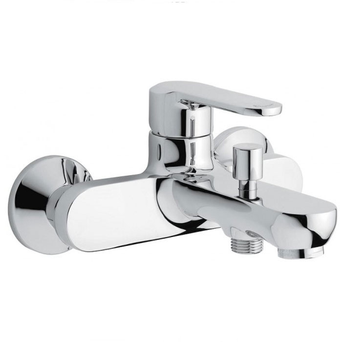 Смеситель для ванны Emmevi Nefer CR77001