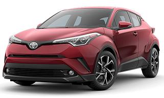 Тюнинг Toyota CH-R (2016+)