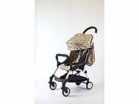 Детская коляска YOYA 175A+ Гуффи белая рама, фото 1