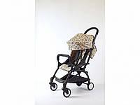 Детская коляска YOYA 175A+ Гуффи черная рама, фото 1