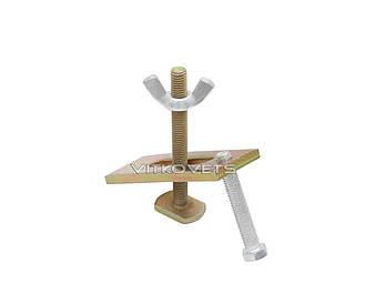 Крепеж для Т-стола 100 мм (стальной)