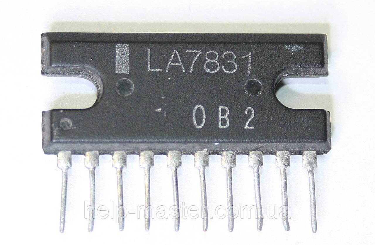 Микросхема LA7831 (SIP10H)