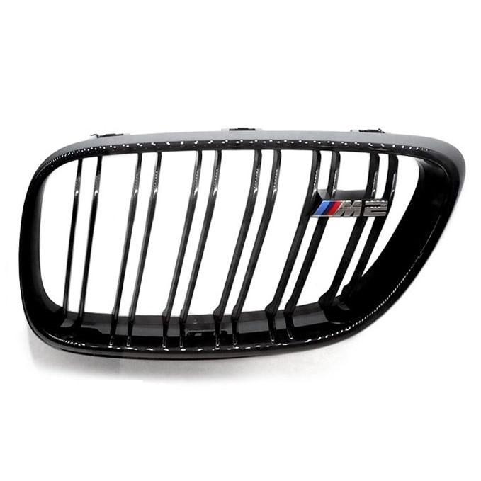 Оригінальна передня ліва решітка радіатора BMW M Performance F87 M2, Black