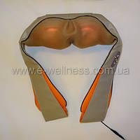 Массажер роликовый для шеи и спины Neck and back massager
