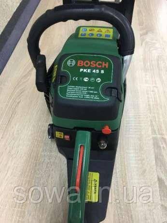 ✔️ Бензопила Bosch PKE 45 S / Румыния / Гарантия