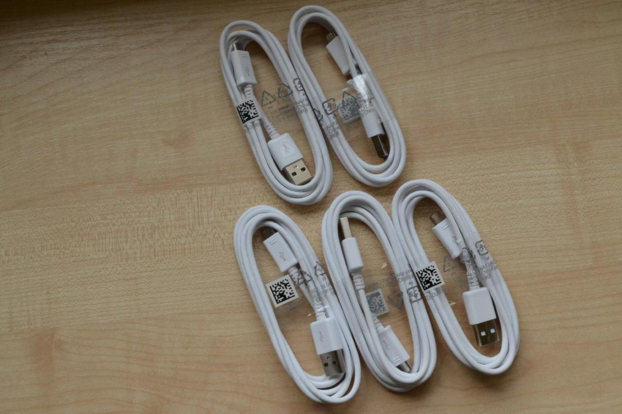 Оригинальный кабель Samsung Micro USB