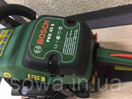 ✔️ Бензопила Bosch PKE 45 S _ сборка Румыния _ Гарантия качества , фото 2