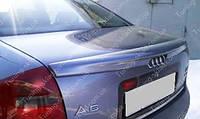 Спойлер Audi A6 C5 (спойлер на крышку багажника Ауди А6 С5)