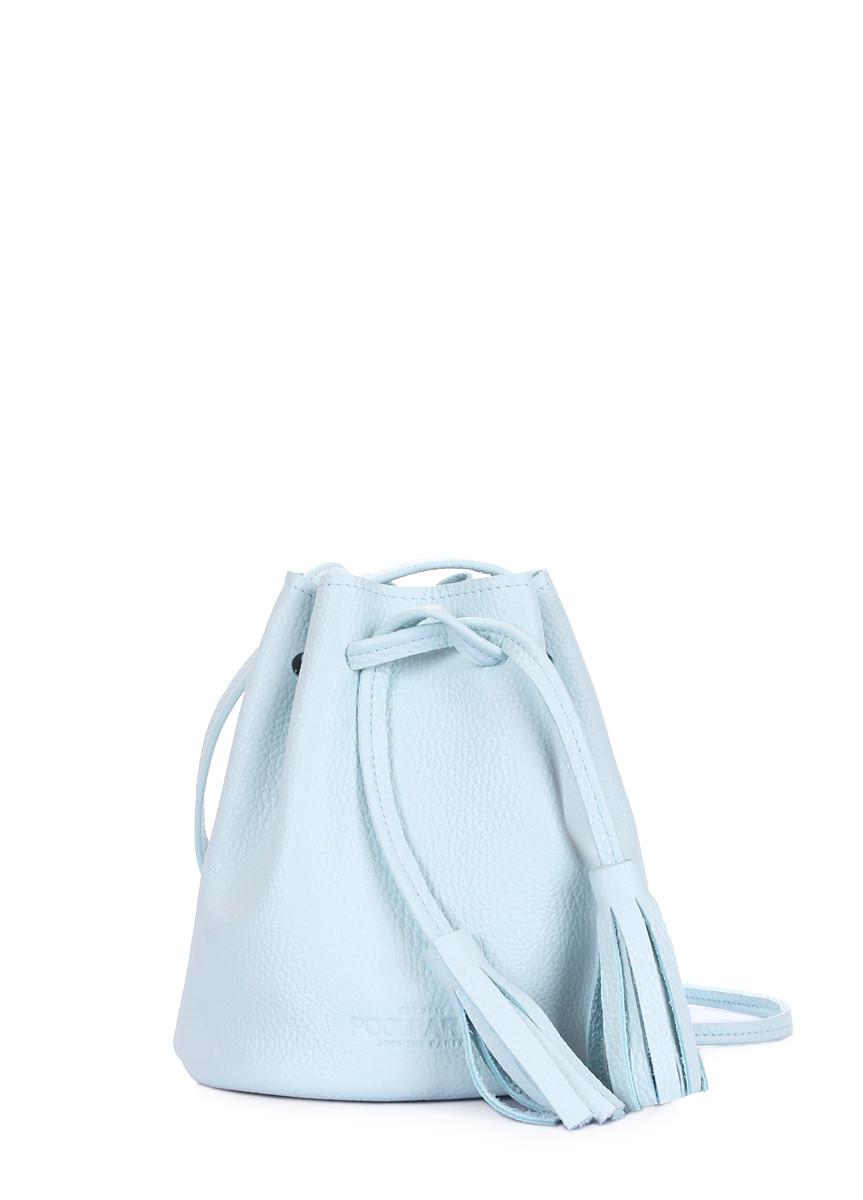4e889a5c538d Модная сумка-ведро, натуральная кожа - Магазин волшебных сумок - BombaBag в  Одессе