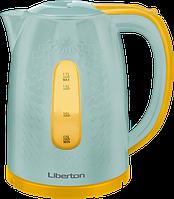 Электрочайник 1,7 л LIBERTON LEK-1794