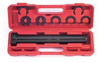 Инструмент для снятия регулировки рулевых тяг 8 предметов набор FORCE 908T2.