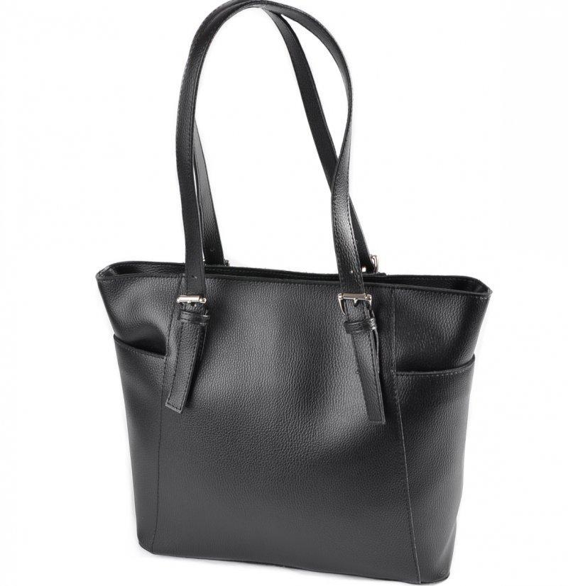 fd1a24a50167 Сумка женская М195-42 корзина черная с длинными ручками: продажа ...