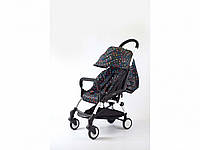 Детская коляска YOYA 175A+ Луи Витон белая рама, фото 1
