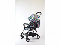 Детская коляска YOYA 175A+ Хепи смаил черная рама, фото 1