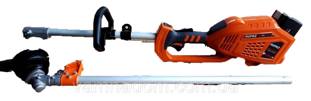 Аккумуляторная коса Rupez RST-40Li (без АКБ и Зарядного устройства)
