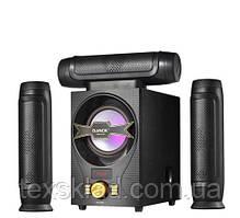 Комплект акустики 3.1 DJACK E-603 60W (USB/FM-радіо/Bluetooth)