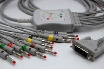 Кабель на 10 электродов на электрокардиограф 60-IKO, 80G-L,80D, 112C, 112D, INNOMED