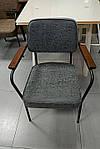 Кресло Lennon кофе / бетон, фото 9