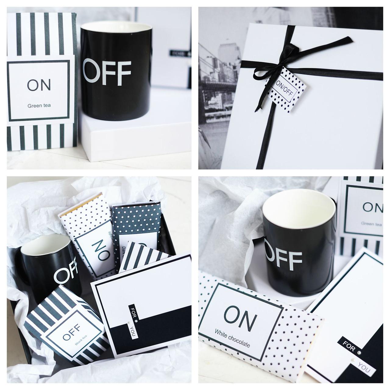 "Корпоративный подарок  ""ON/OFF"""